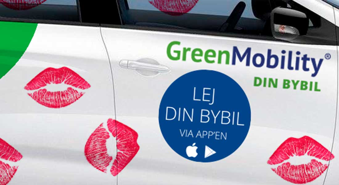 Green mobility - rent your city car